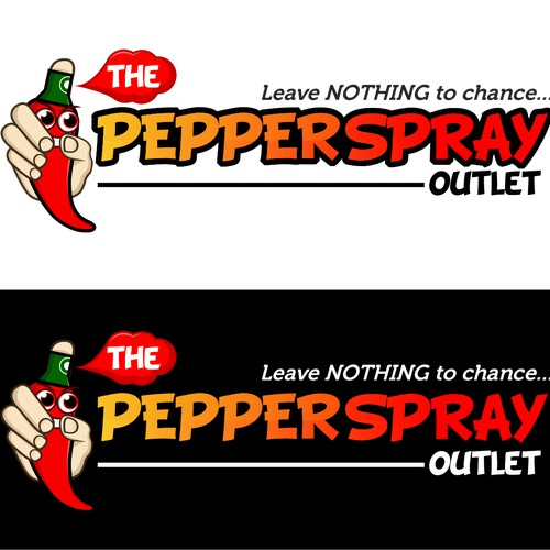Logo for PepperSpray Outlet
