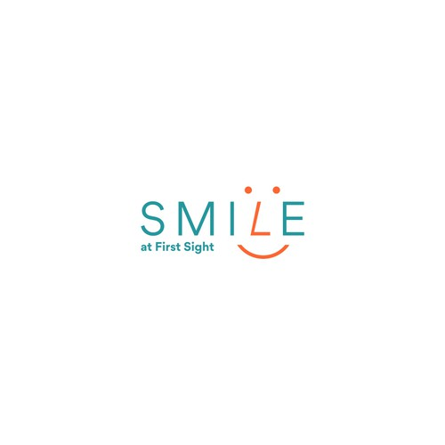 Smile at First Sight Logo Concept