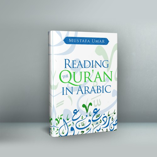 """Book Cover """"Reading The Qur'an in Arabic"""""""