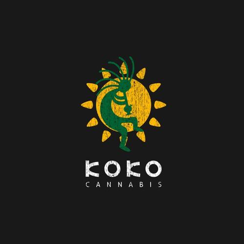 Creating Logo for Koko Cannabis