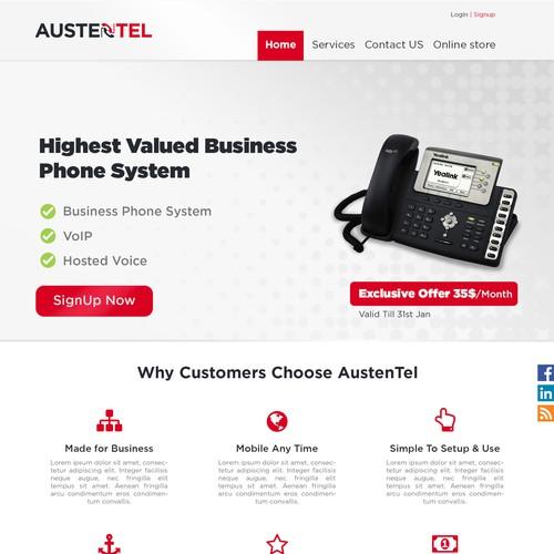 AusteTel Official Website