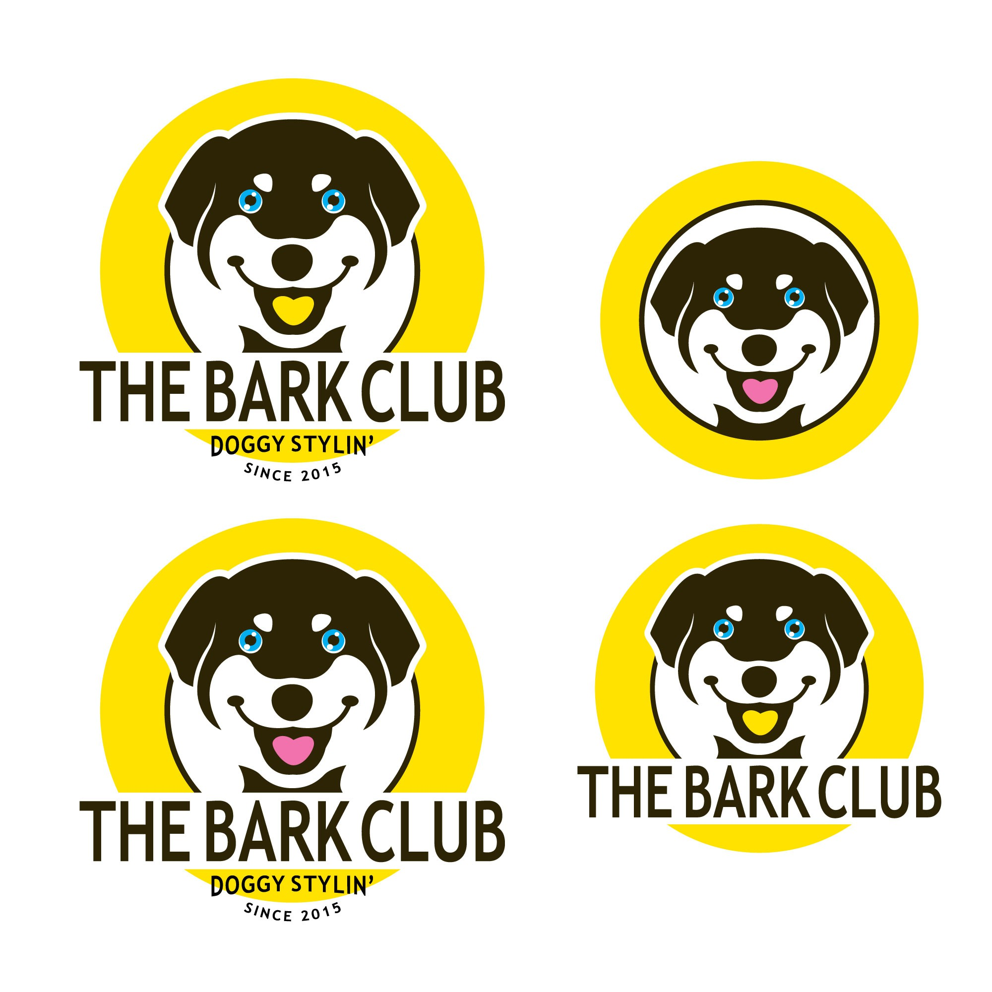 DOG LOVERS! Dog business needs a new logo!