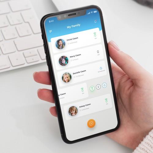 Kiddemy Mobile App