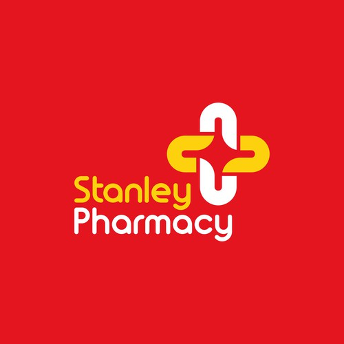 Stanley Pharmacy Store Logo Design