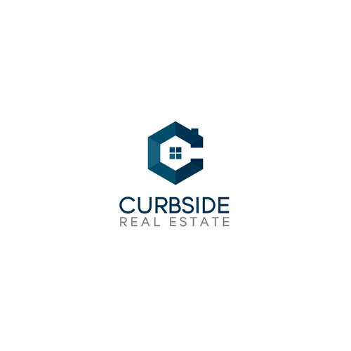 Create a logo & business card for Curbside Real Estate