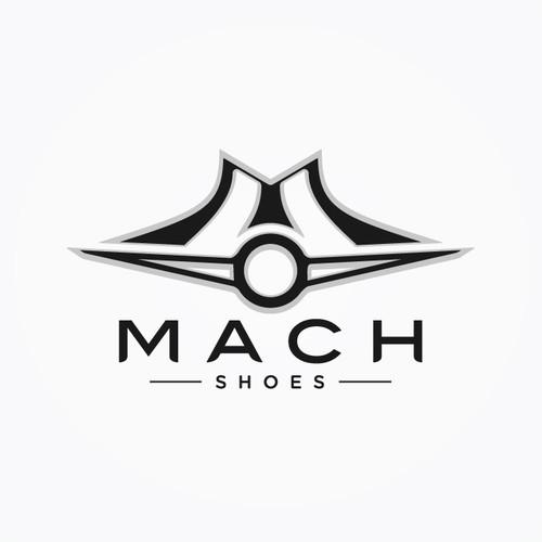 Mach Shoes Logo