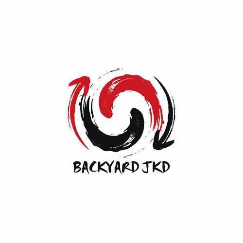New BACKYARD JEET KUNE DO Logo