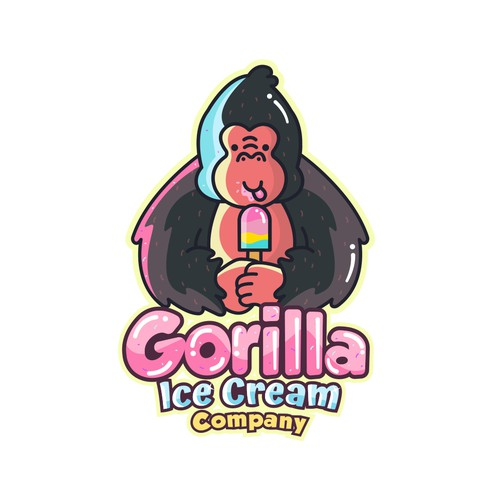 Gorilla Ice Cream