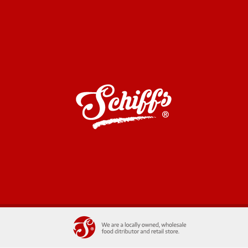 Clean Logo for a Food Distributor Schiffs