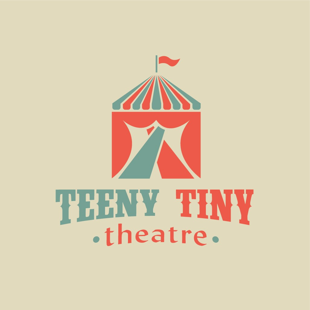 Teeny Tiny Theatre needs a bright, attractive logo to appeal to parents and children alike