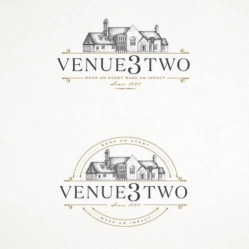 VENUE3TWO LOGO PROPOSAL