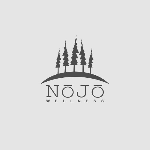 simple forest logo