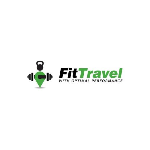 Logo for fitness&travel