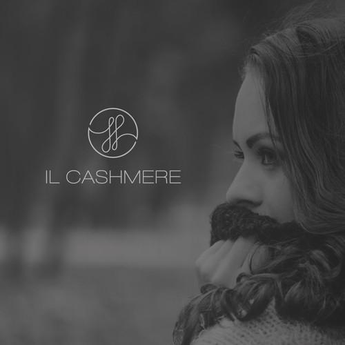 Logo concept for an italian cashmere brand