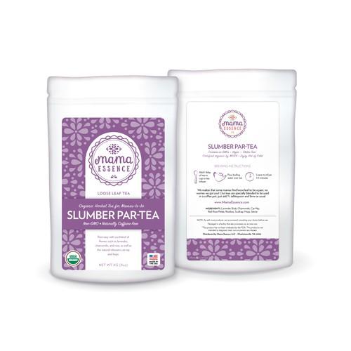 Packaging for Pregnancy Tea