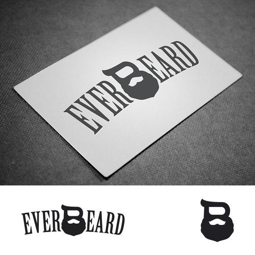 Everbeard logo design entry
