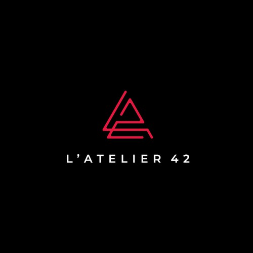 L'Atelier 42 - Logo Design