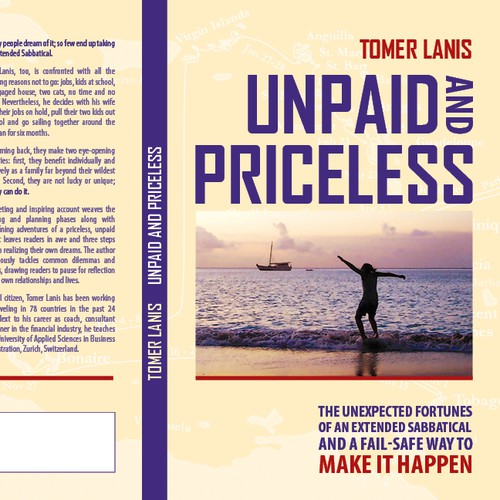 Unpaid and Priceless: the book cover