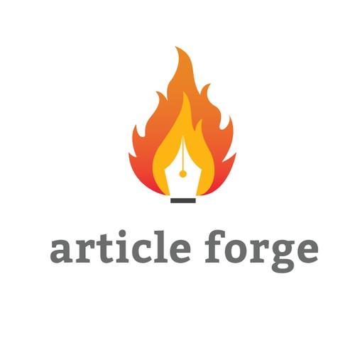 Writing app logo