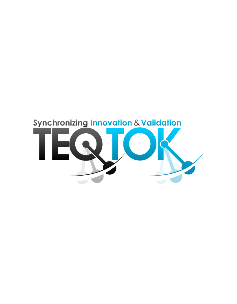 Help TeqTok with a new logo