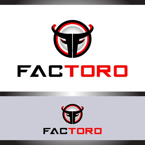 Cut the Bull: Factoro needs to make a statement with its logo, as it cleans up a dirty industry.