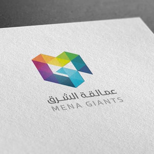 logo mena giant