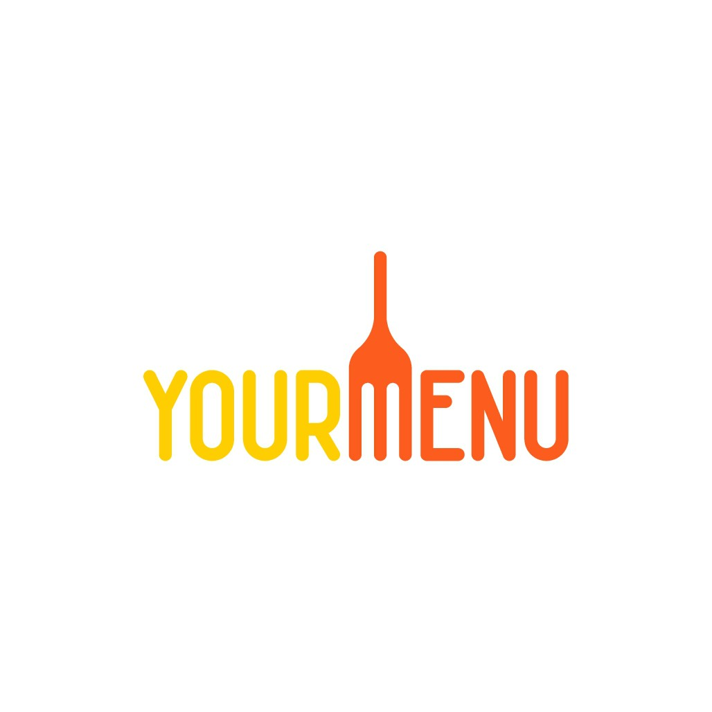 Logo Design for an iOS Food Menu App