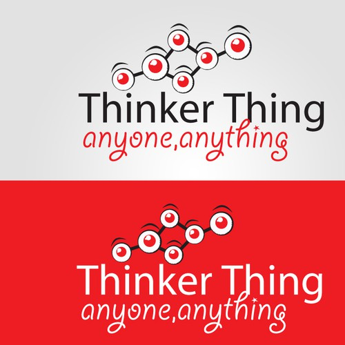 Create the next logo for Thinker Thing