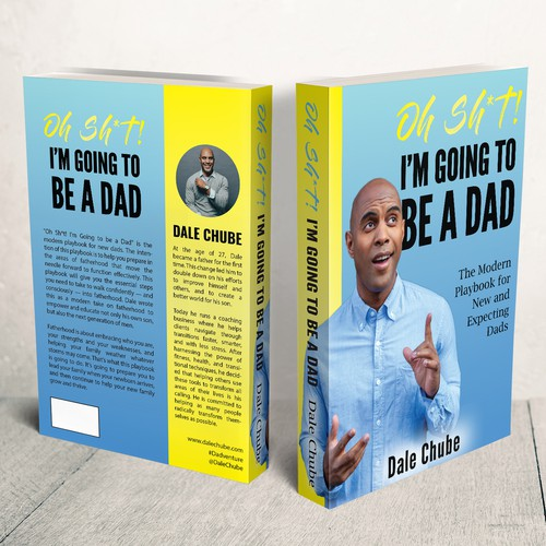 Book cover 'OH SH*T! I'M GOING TO BE A DAD'