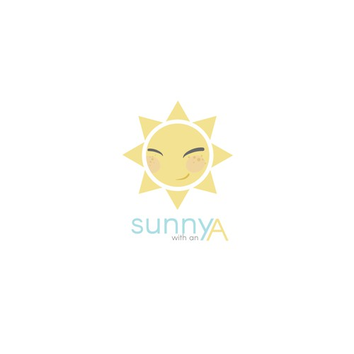 Adorable fun logo for baby pajama company!