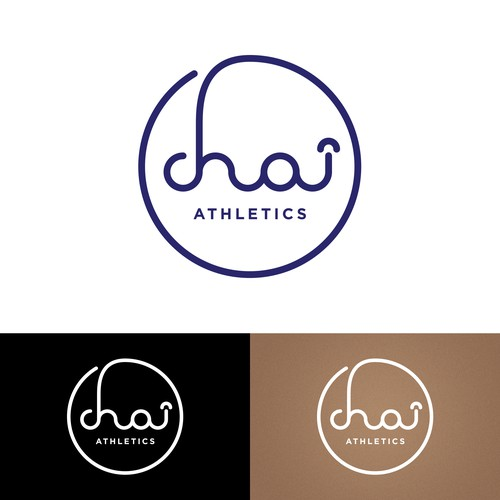 Logo concept for a sports group that also works with family