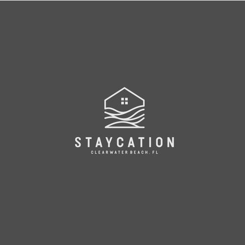 Staycation logo