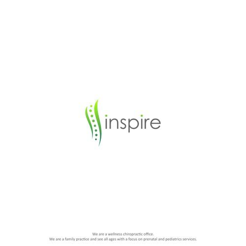 Inspire Logo Design