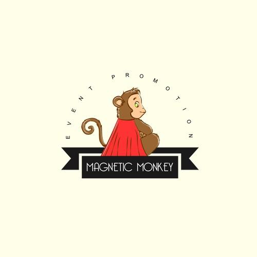 Logo Magnetic Monkey