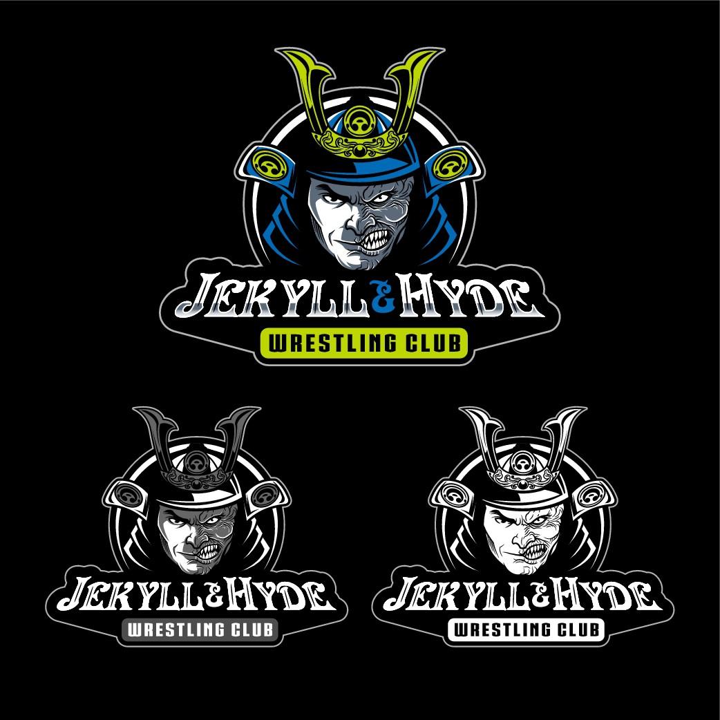 Design a slick new logo for a wrestling/combat club!