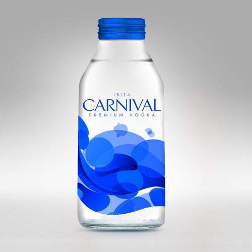 Vodka premium carnival