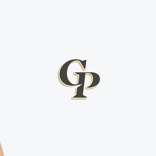Classic elegant monogram