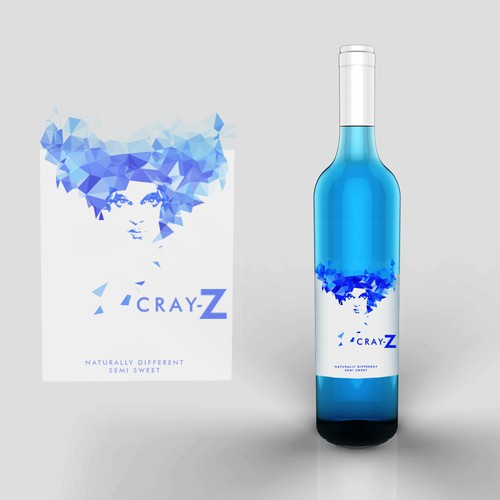 Label design for Cray-Z