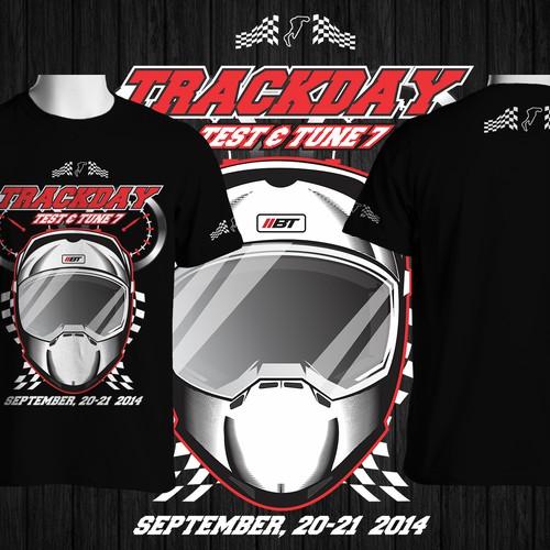 Automotive Racing T-Shirt! Seeking Creatives!
