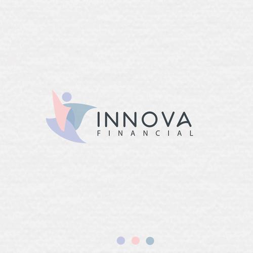 tech logo for innova financial