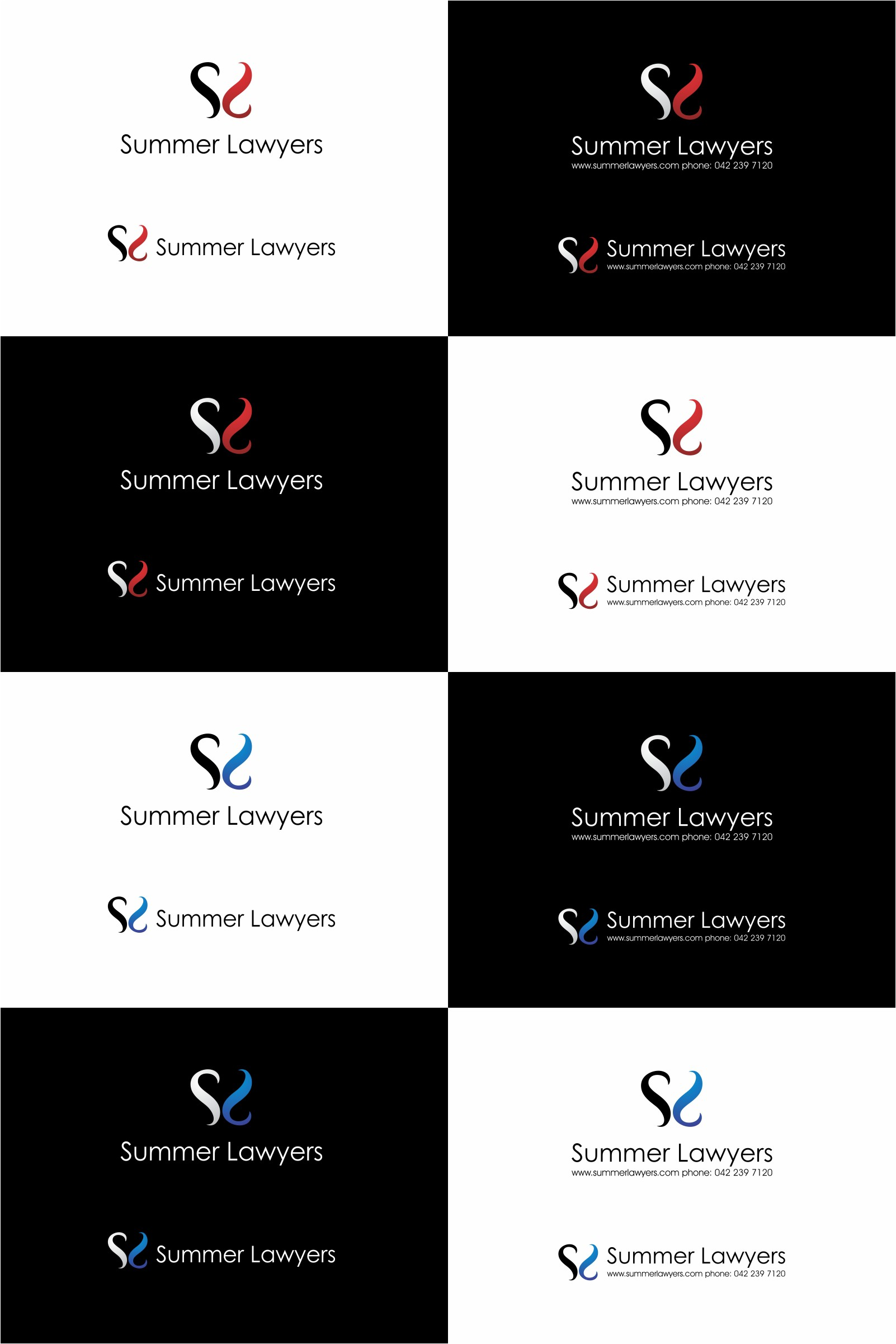New logo wanted for Summer Lawyers