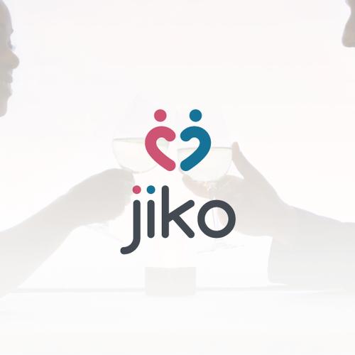 Logo for new social app - Jiko