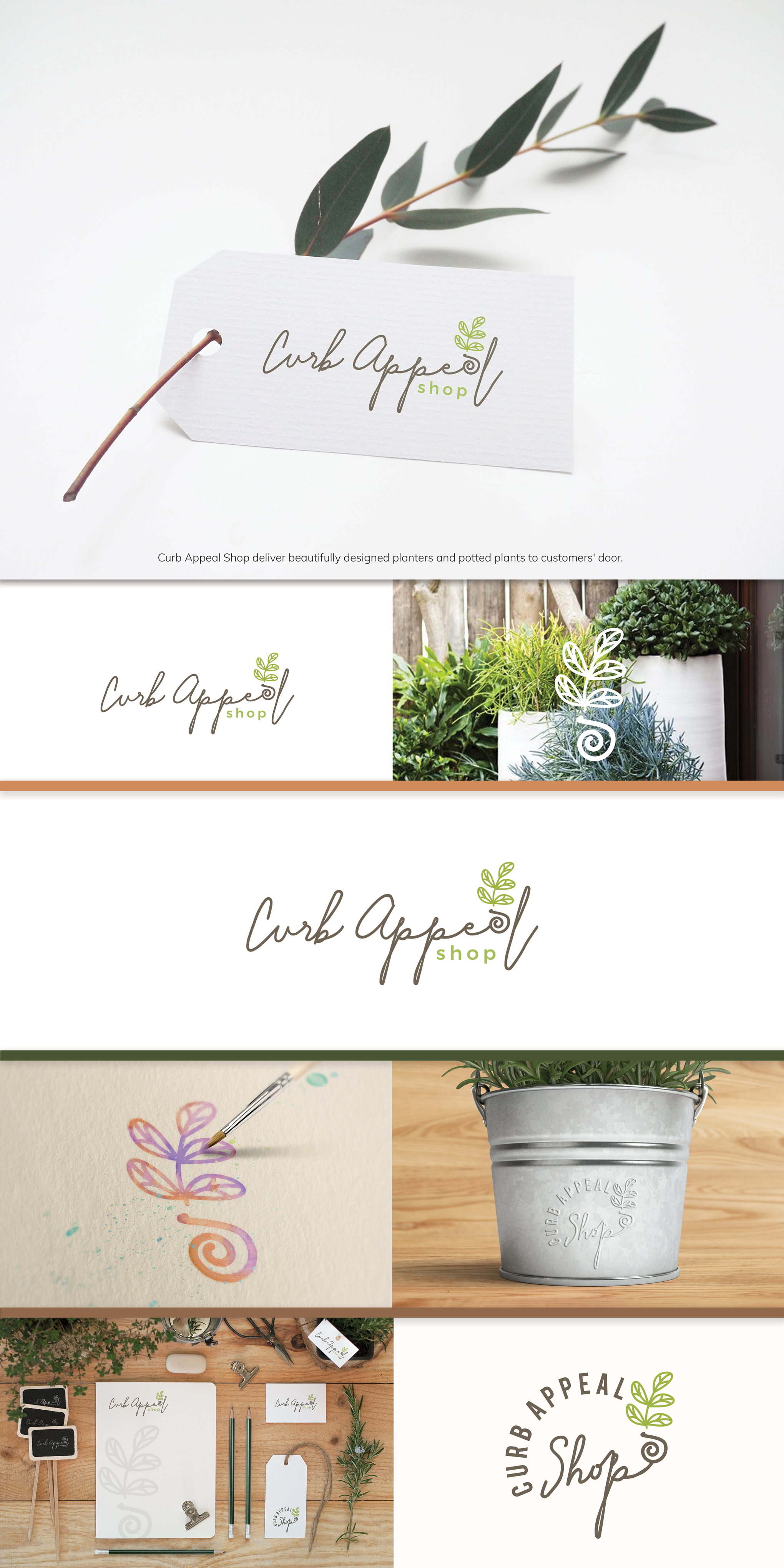 Create a Fresh Logo for a Fresh Startup!