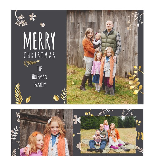 Christmas Card design_online