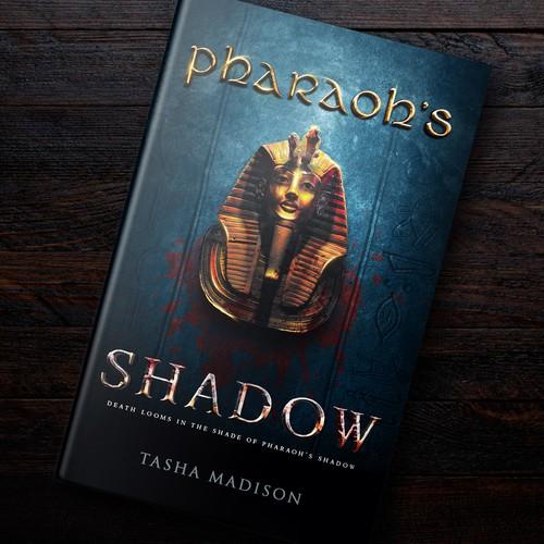"""Pharaoh's Shadow"" Artwork (Fiction)"