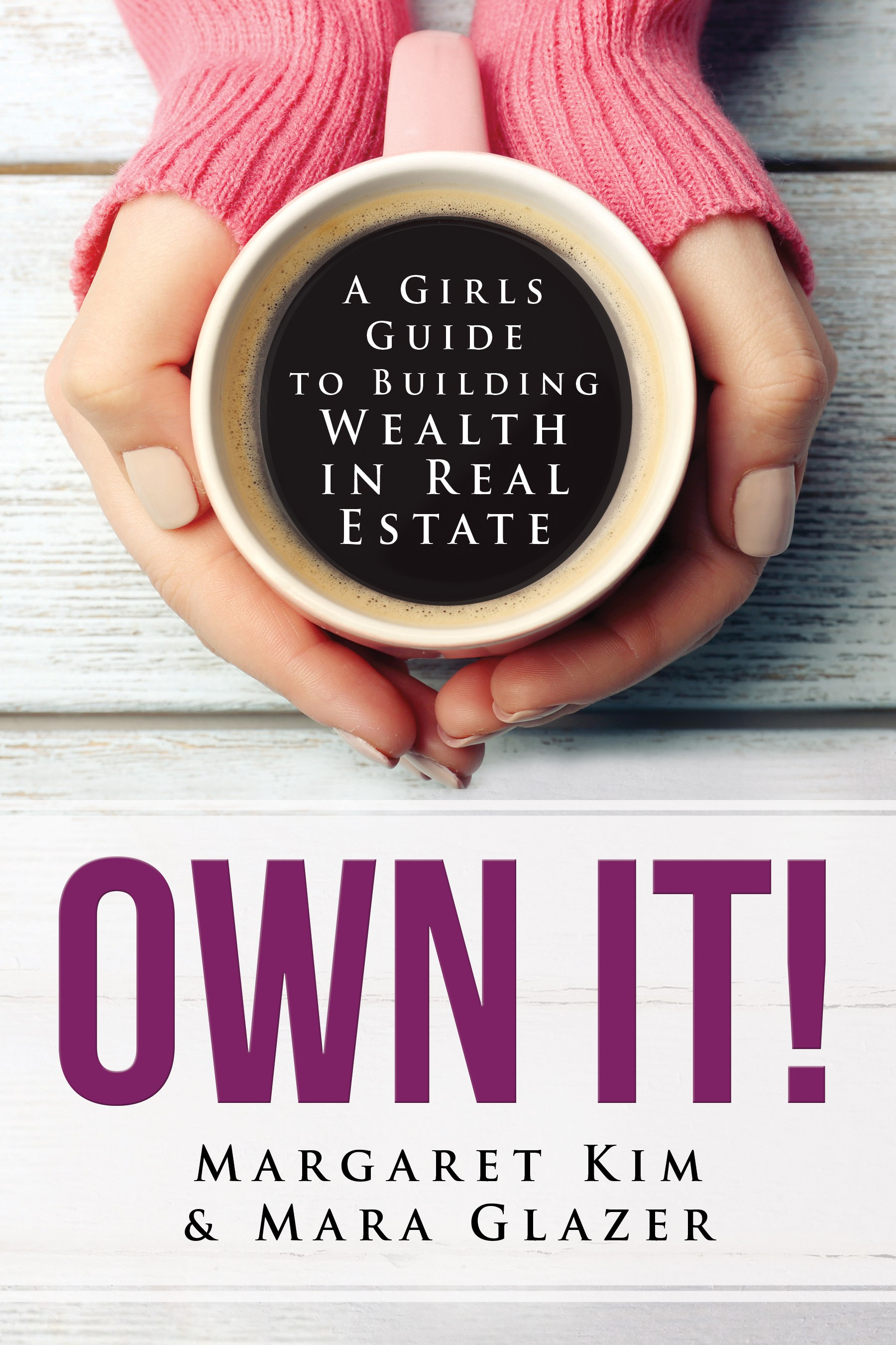 Girls Guide to Wealth Book Cover