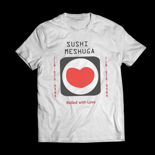 Create an eye catching t-shirt