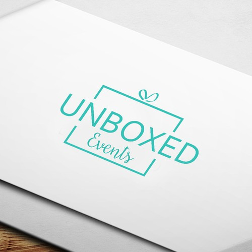 Logo for Unboxed Events