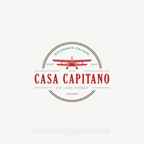 New logo for Italian Restaurant