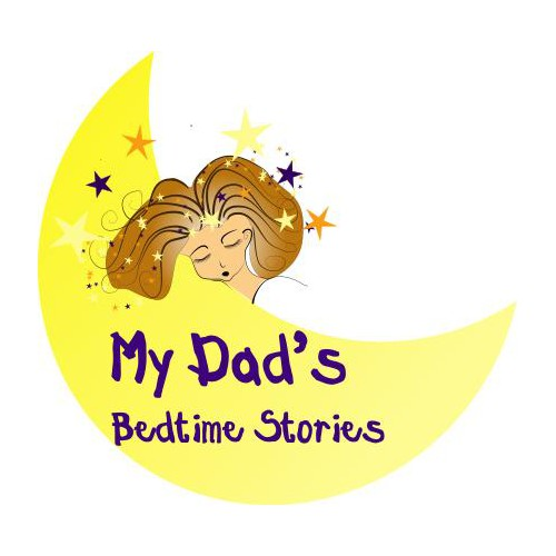 Create the next logo for My Dad's Bedtime Stories